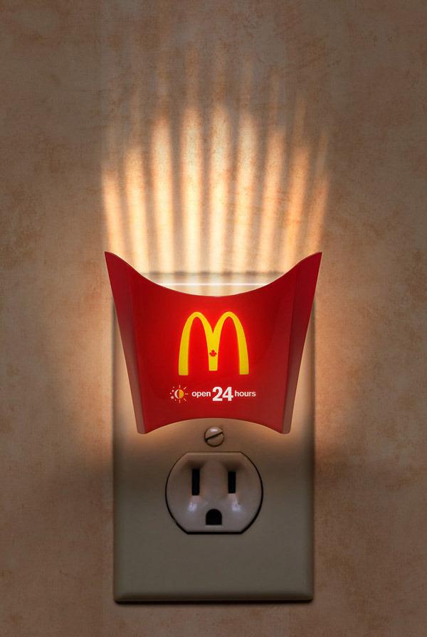 创意广告,谁来和麦当劳叫板?