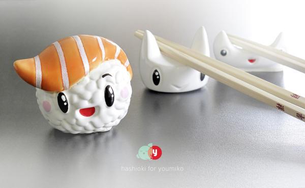 可爱的筷子架设计